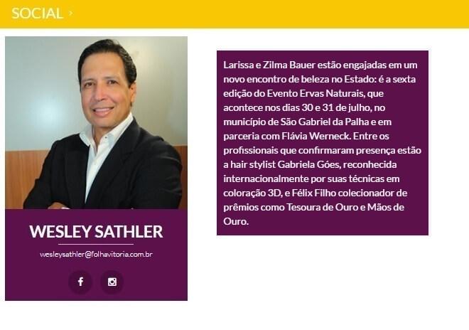 Ervas Naturais - Site Folha Vitória - 13-06-17 - Col. Wesley Sathler