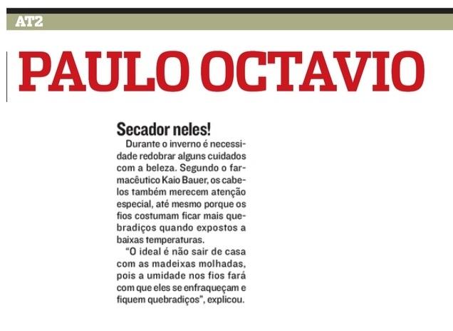 Ervas Naturais - A Tribuna - 26-06-17 - AT2 -Paulo Octavio