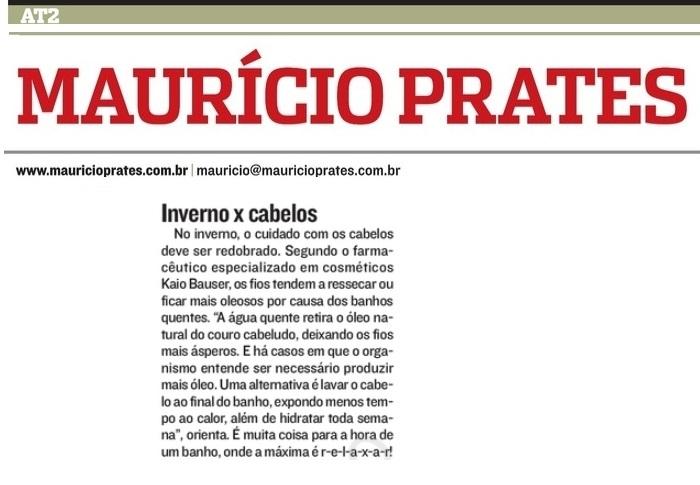 Ervas Naturais - A Tribuna - 28-06-17 - AT2 - Maurício Prates