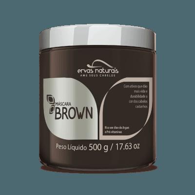 Máscara Brown