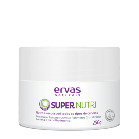 Máscara Super Nutri