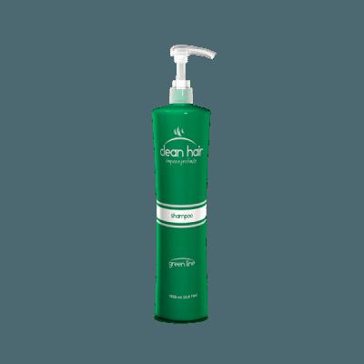 Shampoo Clean Hair