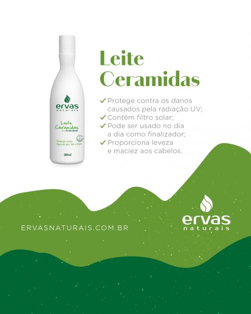 Leite Ceramidas 300ml
